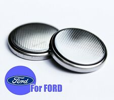 Ford Focus CC (All Years) Remote/Key/Alarm Fob Replacement Battery (2 Batteries)