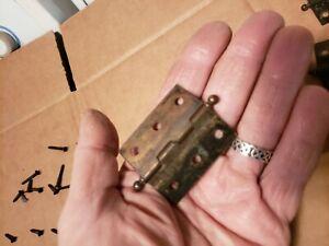Original ONE DOOR HINGE 1925 Victor 2 door CREDENZA Orthophonic Phonograph