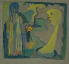 EXPRESSIONIST - FIGUREN - CA. MITTE 20. JH. MODERN FIFTIES ART