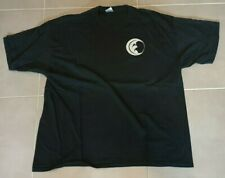 LUNAR AURORA Moon Logo XXL t-shirt Darkspace Paysage d'Hiver Earth And Pillars