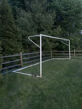 Official Sized 24x8 Kwikgoal Soccer Goal, With Wheels And Brand New Net