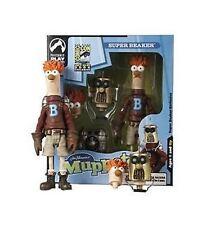"""Muppets Show Series BEAKER Comicon esclusiva SUPER 6"""" Giocattolo Action Figure Toy RARE"""