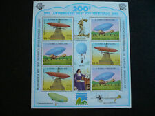 Stamps - St. Thomas & Prince Islands - Anniversary of flight - Scott# 699b