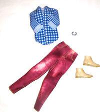 Ken Fashion Shirt/Pants/Shoes For Ken Dolls pm00