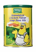 Totole - Granulated Chicken Flavor Soup Base Mix 16 Oz / 454 g ... Free Shipping