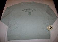 Hudson Valley Renegades MiLB Long Sleeve Light Pale Green Shirt Women's 2XL NEW