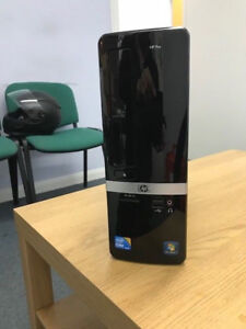 HP PRO 3130 SFF PC INTEL i3 550 3.20GHz 4GB RAM 500GB HDD DVDRW Win 10 Pro