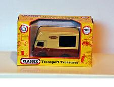 Classix pressofusione-ref.no.em76637 NCB ELECTRIC High Top Van British Railways