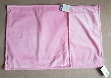 2 x Pink Cushion Covers, BNWT