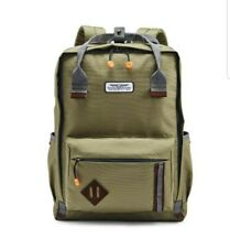 "American Tourister Cooper Laptop Backpack Olive Business & 15.5"" Laptop Backpack"