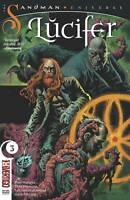 Lucifer #3 VERTIGO 3rd Series COVER A 1ST PRINT SANDMAN UNIVERSE