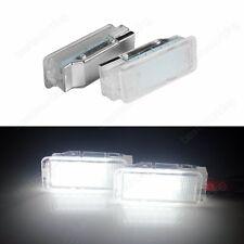 2x Citroën LED Glove Box Trunk Footwell Interior Light Saxo Xantia Xsara Picasso