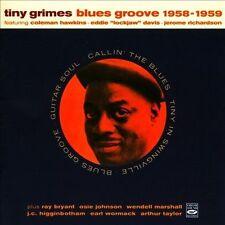 Tiny Grimes - Blues Groove 1958-1959 / 2cd set Fresh Sound Records