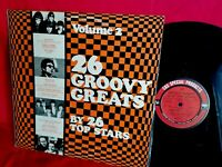 26 Groovy greats Vol 2 LP 1966 AUSTRALIA BOB DYLAN THE BYRDS THE CYRKLE