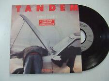 """Richard Cocciante – Tandem - Disco Vinile 45 Giri 7"""" Stampa FRANCIA 1987"""
