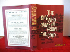 John Le Carre THE SPY WHO CAME IN FROM THE COLD C1964 espionage thriller