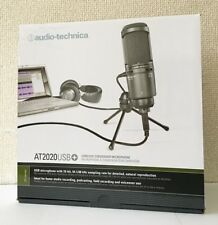 NEW Audio Technica AT2020USB/Cardioid Condenser USB Microphone from JAPAN