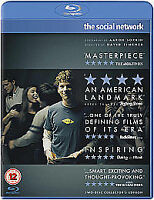 The Social Network (2-Disc Collector's Edition) [Blu-ray] [2011] [Region Free],