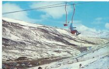 Scotland Postcard - The Glenshee Chairlift - Perthshire   AB17