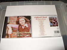 Clifford T. Ward  The Ways of Love (2001) 17 Track cd New & Sealed Rare