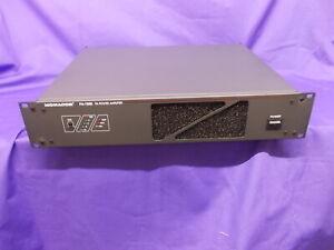 Monacor PA-1242 100Volt Line Power Amplifier