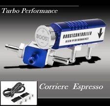REGOLATORE PRESSIONE TURBO BENZINA UNIVERSAL BOOST CONTROLLER + TUBO SILICONE