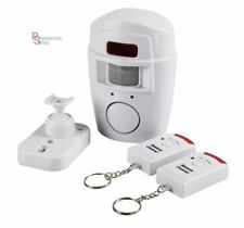 Pdr Antirrobo sin Hilos con Sensor de Movimiento Y Sirena Kit Alarma Casa Wire