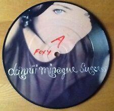 """DANNII MINOGUE SUCCESS UK 7"""" VINYL PICTURE DISC 1ST PRESSING MCA MCSP1538 1991"""