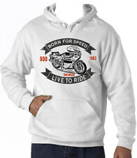 DUCATI 900 MIKE HAILWOOD 1 - NEW AMAZING GRAPHIC HOODIE S-M-L-XL-XXL