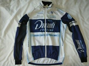 Men's Vermarc Cycling L/S Thermal Jersey  Size M