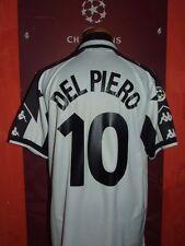 DEL PIERO JUVENTUS 1999/00 MAGLIA SHIRT CALCIO FOOTBALL MAILLOT JERSEY CAMISETA