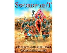 Swordpoint: Ancient and Medieval Wargames Rules, Rule Book, English Softcover