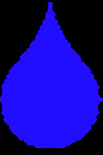 Rekhaoil Blue 98 HF Dye for Petroleum Products 5 Gallon/40/lb concentrate liquid