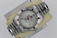 NEW Tag Heuer NWT 2000 WK1112.BA0317 SS PROFESSIONAL Watch Mens Silver Mint Box