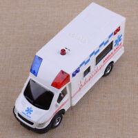 Emergencia Rescate Ambulancia Coche Con Luces Los sonidos Juguete para Niños
