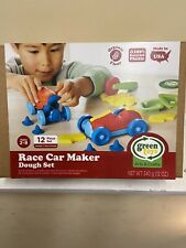 Green Toys - Race Car Maker Dough Set - 1 Count