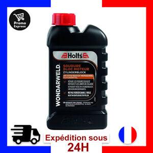 HOLTS Soudure Anti Fuite Repare Fissure Bloc Moteur et Joints De Culasse 250ML