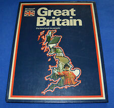 IN ENGLISCH-  GREAT BRITAIN -THE LAND AND ITS PEOPLE