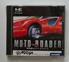 MOTO ROADER [ NCS ] PC-Engine HuCard Japan