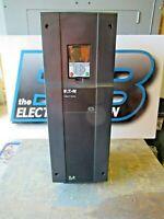 EATON HMX34AG10521-N, H-MAX VFD Motor Drive, 75hp, 480V -TEST REPORT+WARRANTY-V1