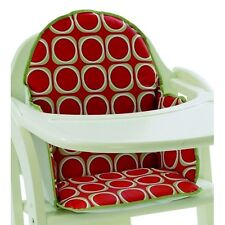 """WATERMELON"" RED Cushion/Insert/Pad for Baby Babies Wooden High Chair NEW"