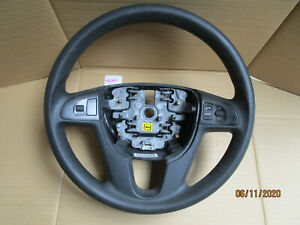 STEERING WHEEL FOR HOLDEN COMMODORE VE WM OMEGA SS SV6 WITH BUTTONS AND TRIM