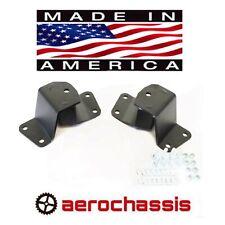 fits 2002 to 2007 2//4WD all transmissions Made in America Jeep KJ Liberty 2 Rear Lift Kit Daystar KJ09118BK