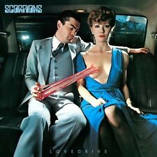 SCORPIONS / LOVEDRIVE - 50TH ANNIVERSARY DELUXE EDITION * NEW VINYL LP + CD *
