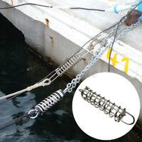 Anlegefeder Ruckdämpfer Ruckfeder Boot Feder Stoßdämpfer Ankerfeder Zugdämpfer