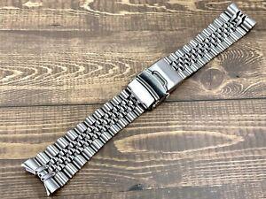 SKX007 SKX SRPD Seiko Jubilee Solid End Links Screw Pins Bracelet like Strapcode