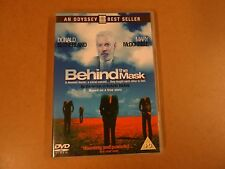 DVD / BEHIND THE MASK ( DONALD SUTHERLAND, MARY McDONNELL )