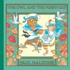 The Owl and the Pussycat (Folk Tale Classics), Lear, Edward, Galdone, Paul