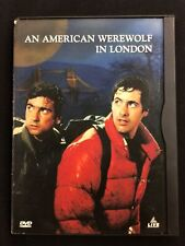 New listing An American Werewolf in London (Dvd, 1997) Rare Snapcase 1981