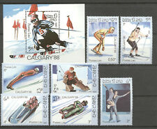Olympiade 1988, Olympic Games, Sport - Laos - ** MNH
